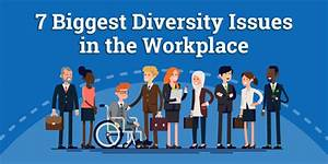 7 Biggest Diversity Issues in The Workplace - ThisWay Global