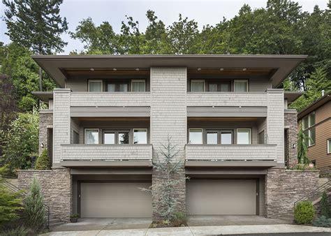 Hillside Multi Family Home Plan 69111AM 2nd Floor