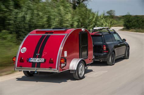 Mini Cowley Caravan Trailer Photo Gallery Autoblog