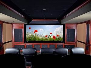 Home Cinema Room : media rooms and home theaters by budget hgtv ~ Markanthonyermac.com Haus und Dekorationen