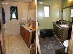 mobile home bathroom painting ideas 1000 images about mobile home remodeling on