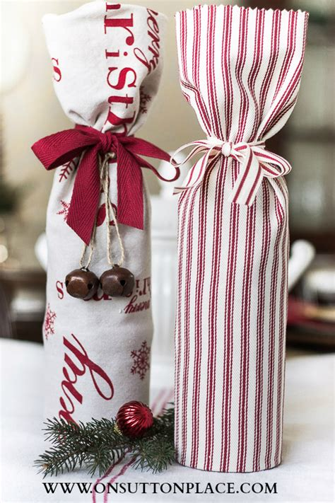 hostess gift ideas christmas gift wrapping gift
