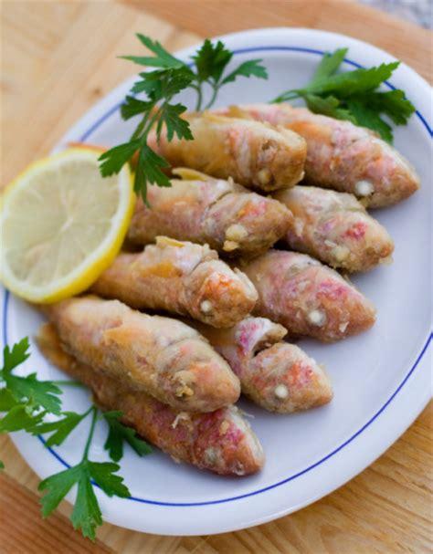Cucinare Le Triglie by Le Triglie In Dieci Ricette