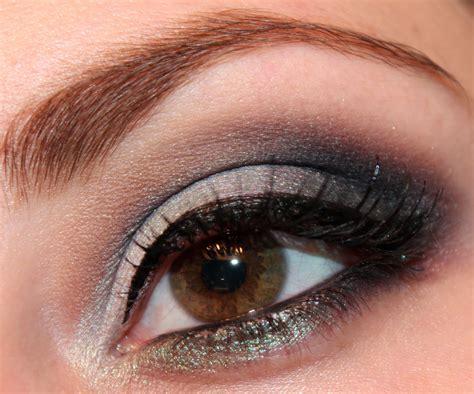 luhivys favorite mint green smokey eyes makeup
