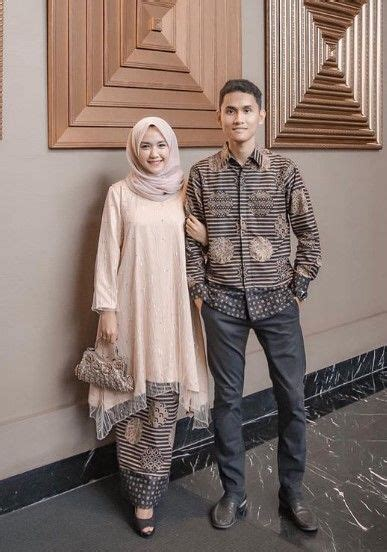 Discover the wonders of the likee. 30+ Baju Kondangan Couple Modern Kekinian Terbaru 2019 ...