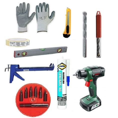 installazione doccia kit installazione box doccia