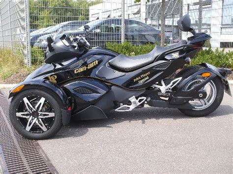 2008 Can-am Spyder Roadster