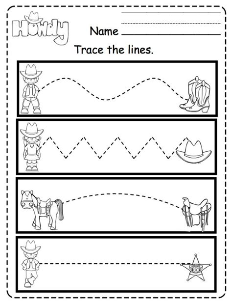 kindergarden worksheets images  pinterest