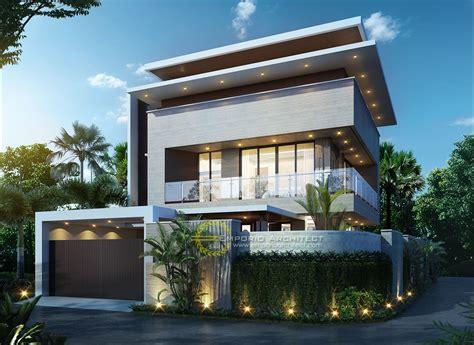 desain rumah bali modern rumah desain minimalis