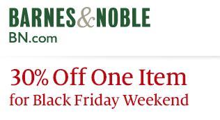 barnes and noble free friday barnes noble 30 one item on black friday