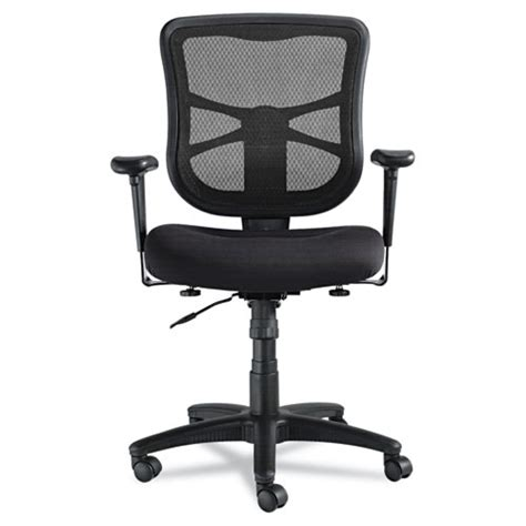 Alera Elusion Series Mesh Mid Back Swivel alera elusion series mesh mid back swivel tilt chair