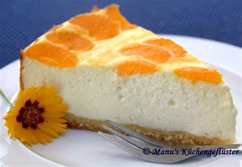 kuchen backen ohne manus küchengeflüster käsekuchen mit mandarinen