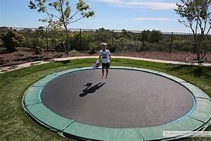 In Ground Trampolin : backyard progress the sunny side up blog ~ Orissabook.com Haus und Dekorationen