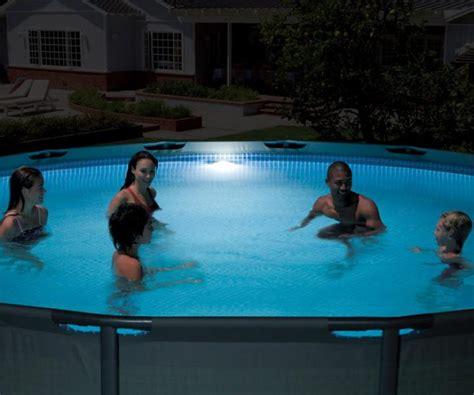 intex pool led intex underwater swimming pool lights intex 28688