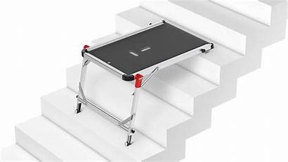 Hailo Tp1 Trappen Voor Aluminium Platform Samodzielna