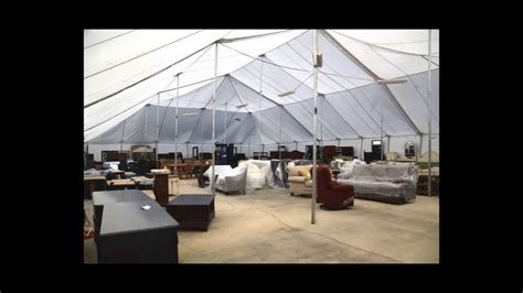 woodchuck s furniture the annual tent sale is here