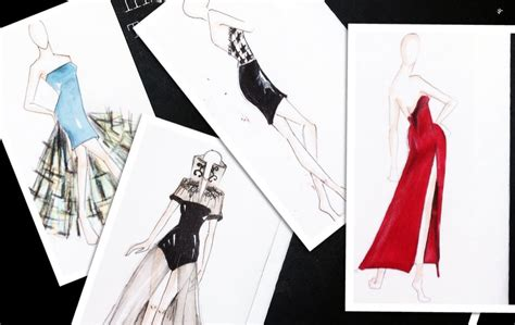 Fashion Design Multi Faceted Fashion Design Presentation 2014