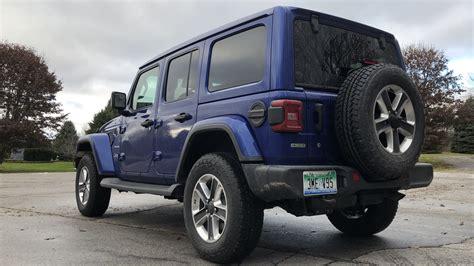 jeep wrangler ecodiesel sahara drivers notes