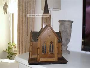 Krippe Weihnachten Holz : alte kirche aus holz handarbeit krippe weihnachten ~ A.2002-acura-tl-radio.info Haus und Dekorationen