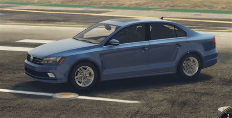 volkswagen jetta  sel add onreplace gta