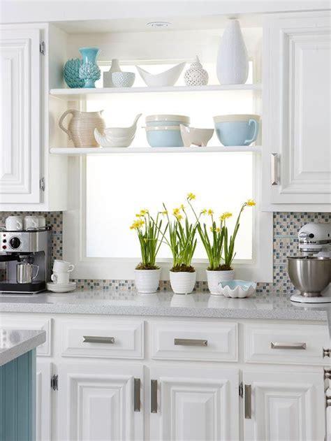 Ideen Furs Kuchenfenster by Idee K 252 Chenfenster Regale Fensterrahmen Optimale Nutzung