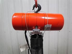 Cm Lodestar J New 1  2 Ton Electric Chain Hoist 32fpm 15