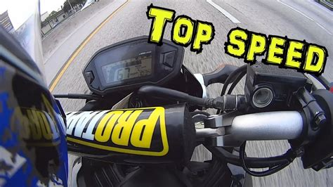 Honda Grom On The Highway First Ride And Top Speed. Msx125