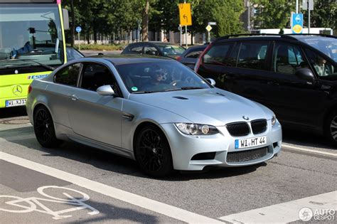 Bmw Silver by Bmw M3 E92 Coup 233 Frozen Silver Edition 10 October 2015