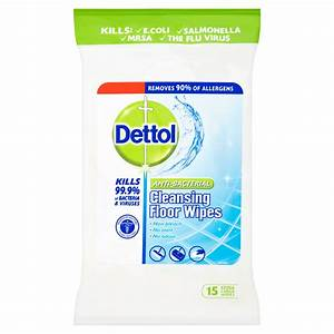 surface cleansers dettol antibacterial cleansing floor wipes With antibacterial floor wipes