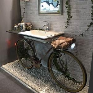Vasque Originale : les 18 meilleures images du tableau meuble salle de bain ~ Dode.kayakingforconservation.com Idées de Décoration