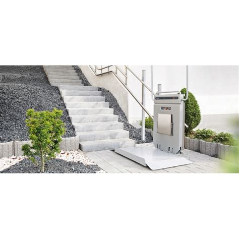 plate forme monte escalier