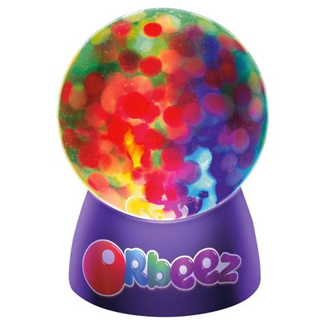 orbeez magic light up globe ebay