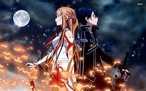 Asuka And Kirito - WallDevil