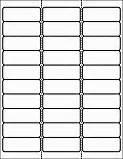 avery 8160 word 2 625 quot x 1 quot address labels 30 per sheet 30 up labels ol875