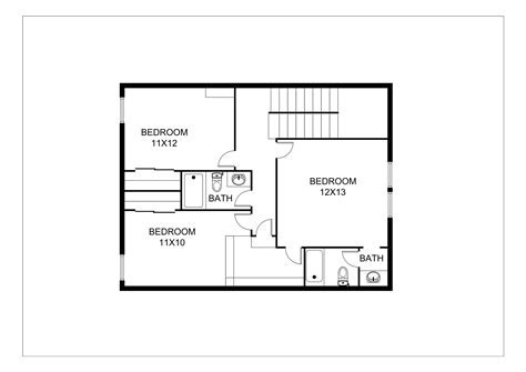 design floor plan estate 2d floor plans design rendering sles