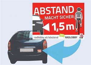 Abstand Berechnen Auto : kampagne abstand macht sicher radlobby ~ Themetempest.com Abrechnung