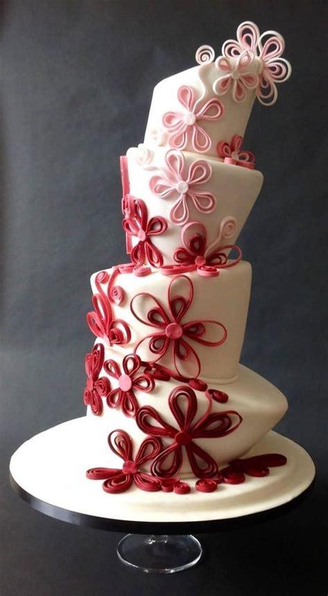Unique Wedding Cake Wedding Cakes Unique 2040121 Weddbook
