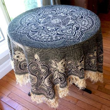 sashi fringed table throw best piano shawl products on wanelo
