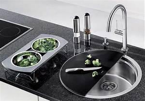 Küchenspüle Mit Unterschrank Günstig : blanco k chensp le multifunktionale m bel f r ihre k chen ~ Lizthompson.info Haus und Dekorationen