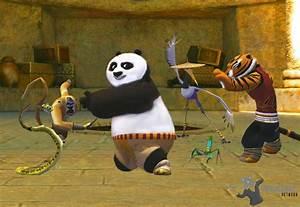 All Kung Fu Panda 2 Screenshots For Nintendo Ds