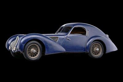 The exquisite 1936 bugatti type 57 sc coupé atlantic owned by walmart chairman rob walton and the mullin automotive museum took top honors in the peninsula classics best of the best award in paris. 1933 - 1938 Bugatti 57sc Atlantic Coupe   Top Speed
