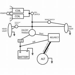 brand new battery killing problem k7 cb750 With k7 wiring diagram