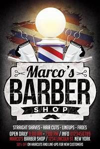 barbershop flyer template http xtremeflyers