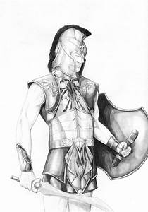 Ares, Greek God of War by Broken-Icon on DeviantArt