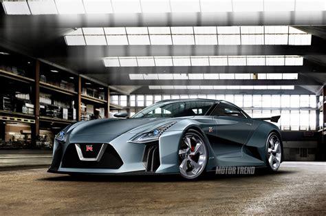 The New Gtr by Nissan Confirms New R36 Gtr Hybrid Team Imports