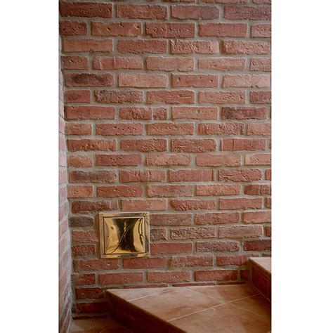 Küchen Wandverkleidung Acryl by Wandverkleidung Ziegel 22 5 X 6 5 Cm Rot