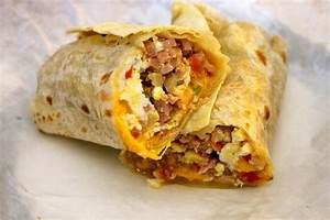 The World of Breakfast Burritos There are a lot of