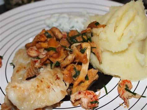 cuisiner le colin recettes de colin et poêlée