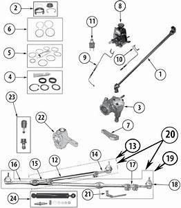 Jeep Wrangler Yj Steering Parts   U0026 39 87