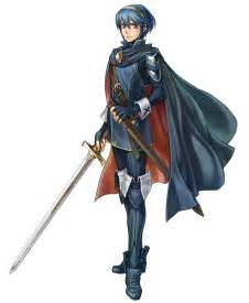 ファイアーエムブレム:Artwork of Marth by Senri Kita , as he ...